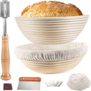 Taounua Bread Proofing Basket
