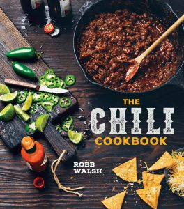 The Chili Cookbook By Rob Walsh