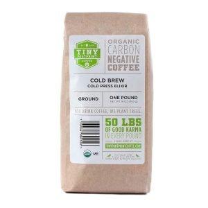 Tiny Footprint Cold Press Elixir Coffee