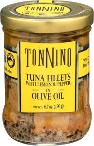 Tonnino Tuna Fillets