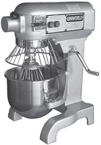 Uniworld Commercial Mixer