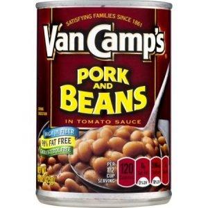 Van Camp's Pork N Beans