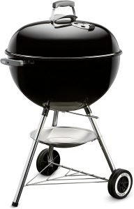 Weber 741001 Original Kettle Charcoal Grill