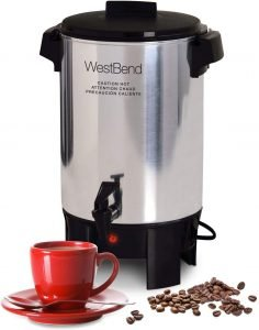 West Bend Coffee Urns