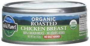 Wild Planet Canned Chicken