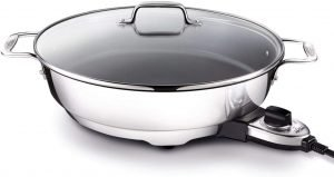 All Clad Sk492 Electric Skillet