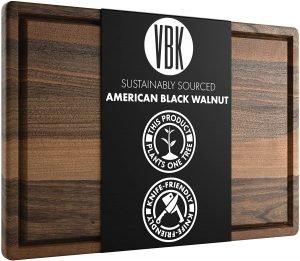 American Black Walnut Cutting Board