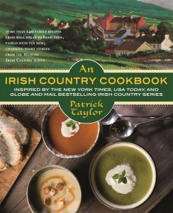 An Irish Country Cookbook By Patrick Taylor