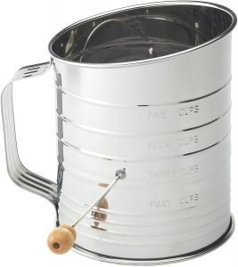 Anderson's Flour Sifter