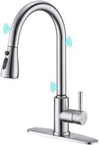 Arrisea Touchless Faucet