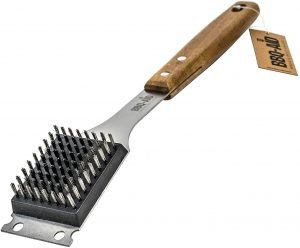 Bbq Aid Barbecue Grill Brush And Scraper