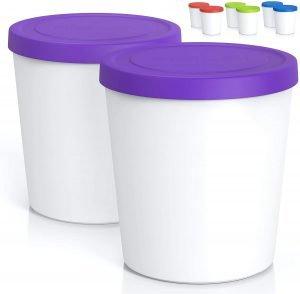 Balci Ice Cream Containers