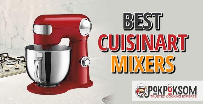 Best Cuisinart Mixers