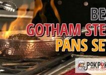 5 Best Gotham Steel Pans Set (Reviews Updated 2021)