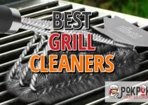 5 Best Grill Cleaners (Reviews Updated 2021)