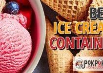 Best Ice Cream Container