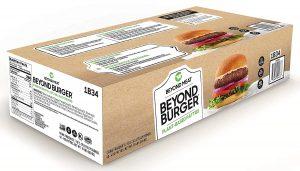 Beyond Burger Plant Based Meat