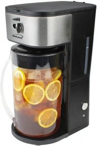 Brentwood Kt 2150bk Iced Coffee And Tea Maker