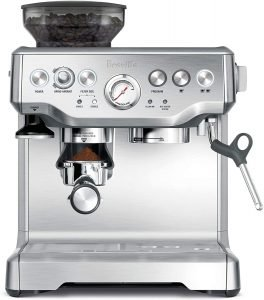 Breville Bes870xl Barista Express Machine