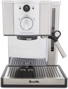Breville Esp8xl Cafe Roma Stainless Espresso Machine
