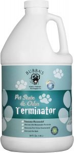 Bubbas Super Commercial Enzyme Cleaner
