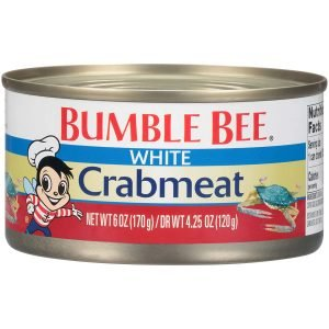 Bumble Bee Crab Meat