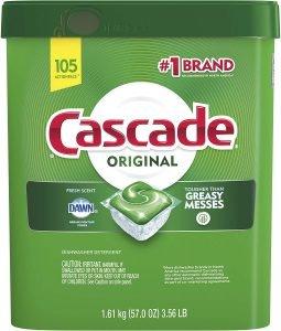 Cascade Original Action Pods Dishwasher Detergent