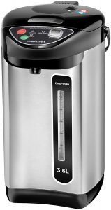 Chefman Hot Water Pot Urn And Dispenser