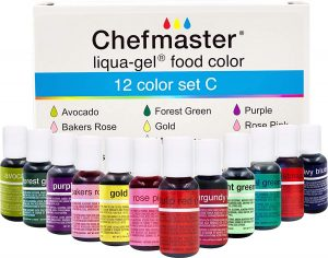 Chefmaster Food Coloring
