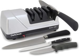 Chef's Choice Trizor Edgeselect Professional Electric Knife Sharpener