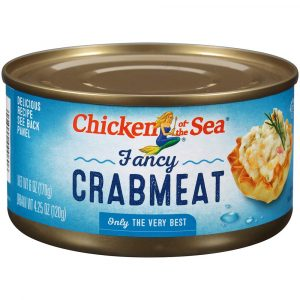 Chicken Of The Sea Canned Crab Meat