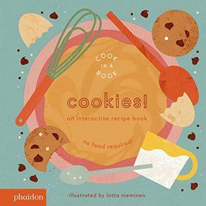 Cookies An Interactive Recipe Book