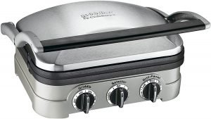 Cuisinart 5 In 1 Electric Griddle