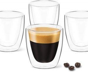 Dlux Espresso Coffee Cups