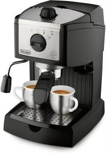 Delonghi 15 Bar Pump Cappuccino And Espresso Machine