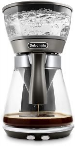 Delonghi 3 In 1 Specialty Coffee Maker