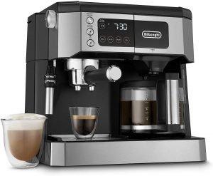 Delonghi All In One Combination Com532m Coffee Maker