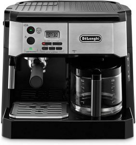 Delonghi Bco430bm All In One Combination Coffee Maker