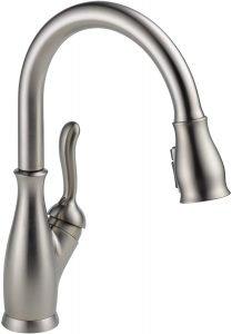 Delta Faucet Leland Single Handle Kitchen Sink Faucet