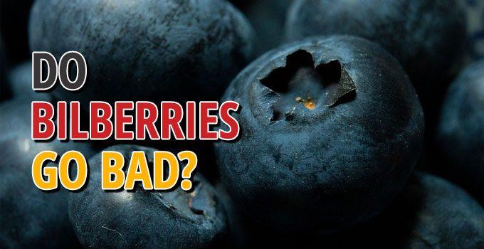 Do Bilberries Go Bad