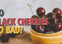 Do Black Cherries Go Bad
