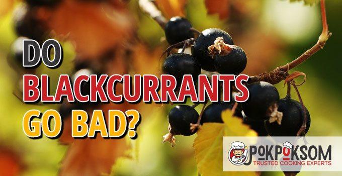 Do Blackcurrants Go Bad