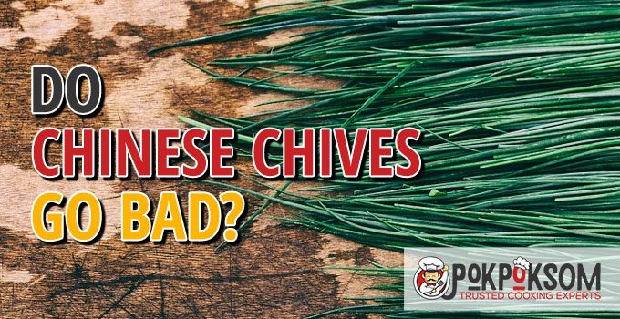Do Chinese Chives Go Bad