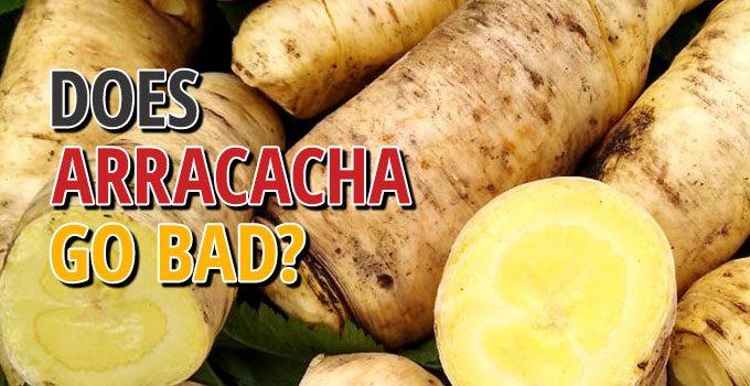 Does Arracacha Go Bad