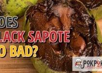 Does Black Sapote Go Bad