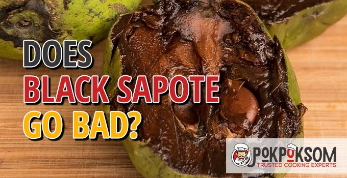 Does Black Sapote Go Bad