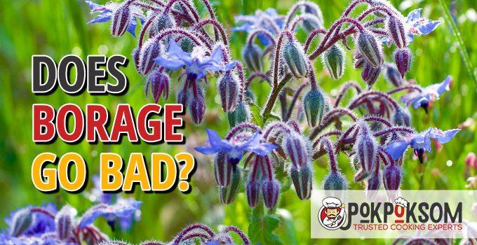Does Borage Go Bad