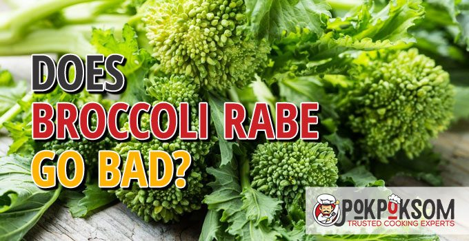 Does Broccoli Rabe Go Bad
