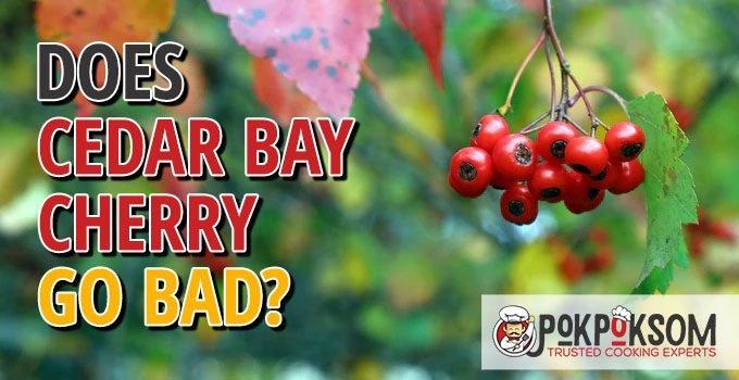 Does Cedar Bay Cherry Go Bad