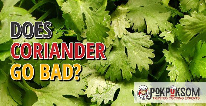 Does Coriander Go Bad